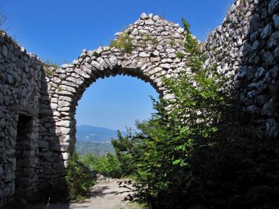 Ostaci gradske kapele