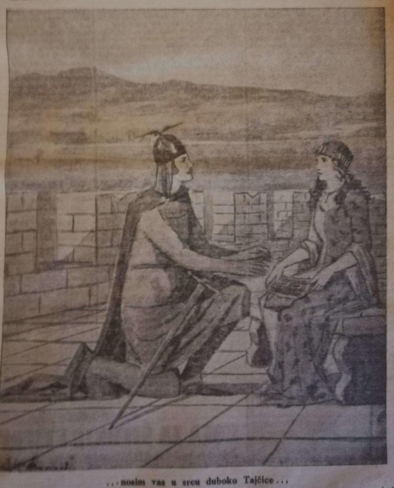 Tajana i Ivan Okićki