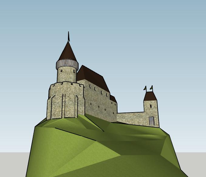 Rekonsturukcija Starog grada Požega