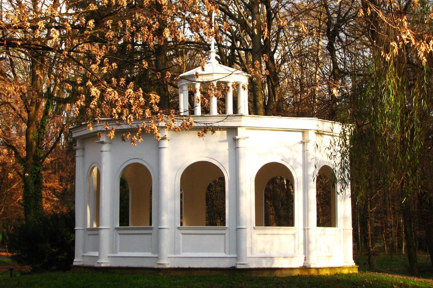 Maksimir - paviljon jeka