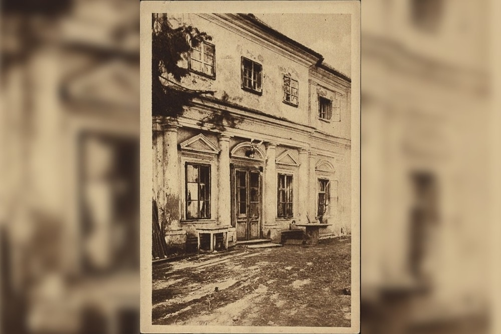 Alagovićev ljetnikovc 1925.