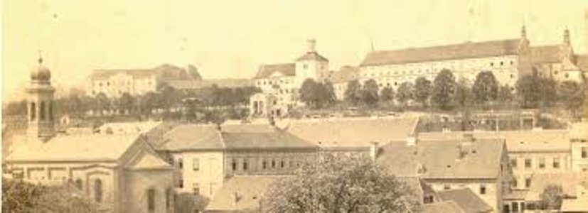 Pogled na Strossmayerovo šetalište nakon gradnje uspinjače.