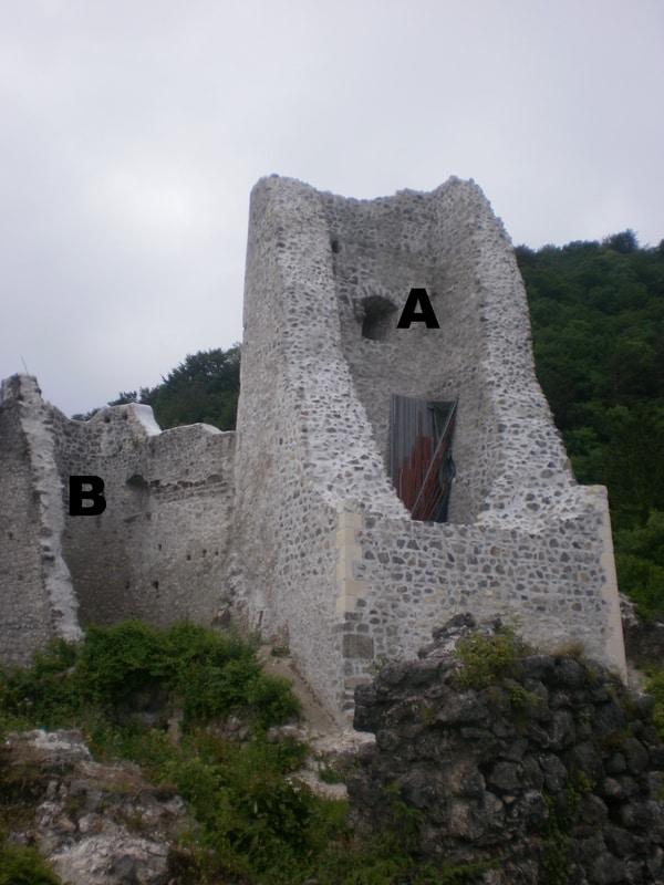Branič kula i Jugoistočna kula s kapelom sv. Ane, Samobor