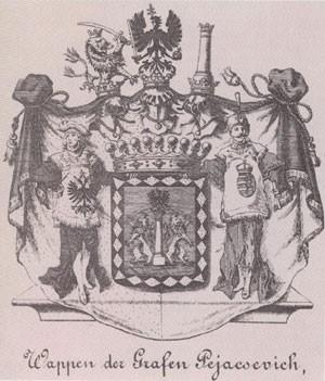 Grb Pejačevića