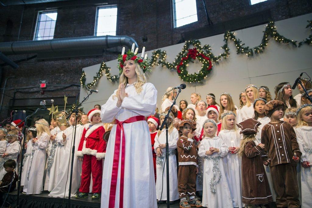 Sv. Lucija u Švedskoj