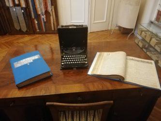 Zagorkin pisaći stol